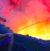 С вулканического пылу — жару маршмеллоу пару!