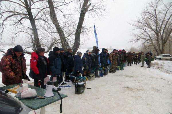 """На рыболовном фестивале """"Ахтуба-2015"""", 31.01.2015"""