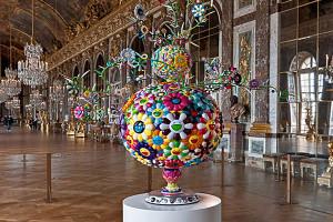 В шикарном Версале