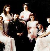Пасхальный подарок Степану Шарапову от семьи последнего Императора Всероссийского