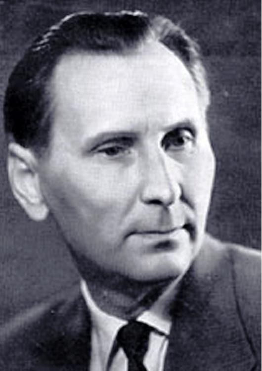 Советский писатель Б.М. Шаховский