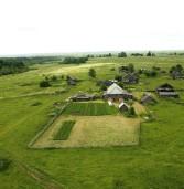 Вологодский Красный Берег… Цивилизация «отдыхает»
