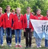 10-14 мая. Соревнования по спортивному туризму в Волгограде. Удачи вам, юные камышане!