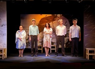 В Камышинском драматическом театре премьера: на малой сцене 19 октября жили-были шукшинские «Светлые люди»