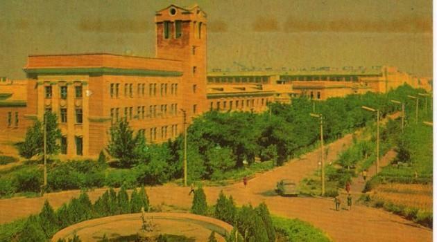 Камышинский ХБК. Лирика строительства